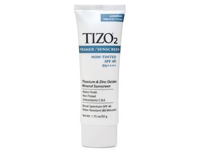 TIZO2 Primer / Sunscreen Non-Tinted