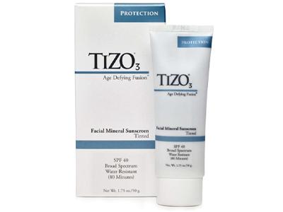 TIZO3 Age Defying Fusion Sunscreen Tinted